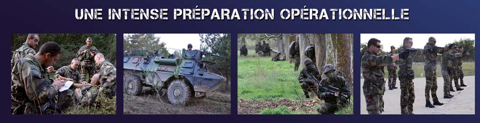 preparation operationnelle